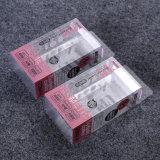 caixa de empacotamento cosmética foldable desobstruída da forma