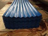 Het golf Kleur Met een laag bedekte Blad van het Dakwerk Bladen/Ibr van het Dakwerk van het Staal van het Zink