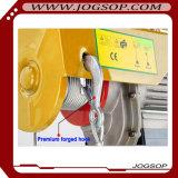 1000kg Matériel de construction électrique de sécurité Palan / Ascenseur pour passager