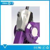 Purpurroter kleiner Minifalz-elektrischer Roller