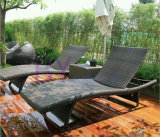 Outdoor Leisure Beach Pool Terrace Chaise Lounge