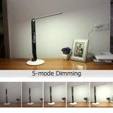 LED-Tisch-Lampe mit Note Swich Thermometer und Kalender-Funktion