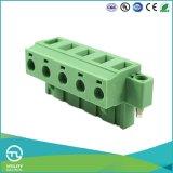 Ce do UL do parafuso do PWB dos conetores de cabo do fio do adaptador Ma2.5/Hf7.62