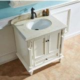 Шкаф тщеты ванной комнаты изготовления шкафа Китая с верхними частями (GSP14-031)