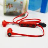 Auricular sin hilos de Bluetooth del deporte