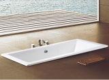 共通のアクリルの安い品質の浴槽