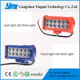 Luz do trabalho do diodo emissor de luz do poder superior 36W para todo o carro
