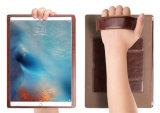 PU iPad 직업적인 공기를 위한 가죽 전화 상자를 밖으로 미끄러지십시오