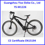 250W 350W 8fun Bafangの後部動力を与えられたモーターを搭載する電気マウンテンバイク29er