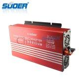 Suoer 1500W 24V 230Vの情報処理機能をもった純粋な正弦波力Inverte (FPC-H1500B)
