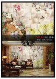Decoratie van de Muur van het Glas van de Reeks Kunst van de achtergrond van Muurschilderijen Nano