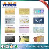 Identidade do smart card do PVC RFID com memória dos bytes 4k/8k