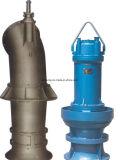 Tipos bomba de Zl do fluxo da irrigação da terra da engenharia hidráulica