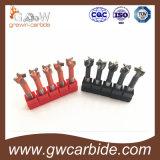 Verlaten carbide en de Juiste Bits van de Boor van de Draai van de Steel van de Schroef