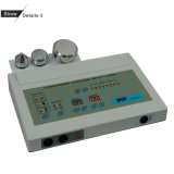 Miocro corriente ultrasonidos Facial y Body Beauty Machine