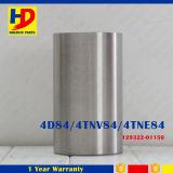 Forro do cilindro do motor 4D84/4tnv84 Diesel de Yanmar (129322-01150)