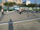 Grosser Aluminiumrahmen-transparentes Pagode-Partei-Zelt für Ereignis
