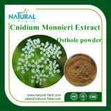 経験12年のを使ってOsthole 20%、35%、50%60%の98%の粉のCnidium Monnieriのエキス