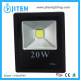 lámpara de inundación de 20W LED/luz/iluminación, IP65 luz de inundación de la luz LED/reflector al aire libre