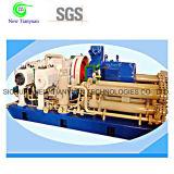 Spanningsverhoger van het gas perste de Compressor van het Aardgas voor de Post van de Moeder samen CNG
