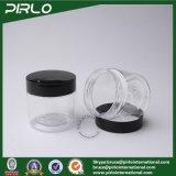 30g 1oz effacent le récipient en plastique cosmétique de choc de poudre de vernis à ongles de renivellement de choc en plastique d'animal familier
