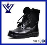 Ботинки боя армии сопротивления скида с стальным пальцем ноги (SYSG-006)
