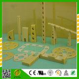 Panno di vetro Fr-4/G10 della fabbrica/strato o Rod d'isolamento elettrico del laminato vetroresina dell'epossiresina