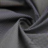 Água & para baixo revestimento Vento-Resistente tela deTecelagem de nylon tecida de Intertexture do poliéster 73.5% do jacquard 26.5% da manta da maquineta (H018)