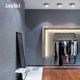 5With7With10With12W vertiefter PFEILER LED Downlight mit dem justierbaren Winkel, der Decke beleuchten in Position bringt unten, für System-Beleuchtung