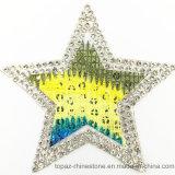 Corrección popular del Rhinestone de Hotfix de la estrella para la ropa (TP-STAR)