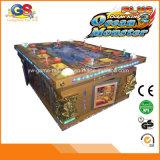 Monstruo del rey 2 océano del océano de la diversión más la máquina de juego de la pesca