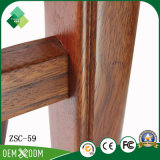 Sillas de metal antiguo con madera para dormitorio de la suite en haya (ZSC-59)