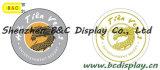 Ronda Coaster talladora de café, té Plac Mat, Mat cerveza y cerveza del hotel con SGS (B & C-G109)