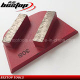 Плита диаманта Lavina скрепления нежности 30# меля для бетона