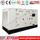 Звукоизоляционный генератор Чумминс Енгине 100kw 125kVA молчком тепловозный