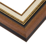 Frame de madeira do espelho do vintage com boa qualidade para Europa