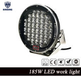 185W 4D LED Work Lights 12V 24V CREE Offroad Forklift Car Spotlight Escavadeira ATV Lamp Tractor Truck Light Boat UTV Spot Beam