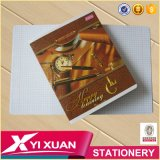 Escuela de papelería Cuaderno de ejercicios personalizado A4 A5 Notebook