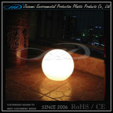 Geleuchtete LED-Kugel mit Farben-ändernder Beleuchtung imprägniern