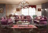 Silla grande del sofá de la sala de estar de la tela de la manera (UL-NS168)