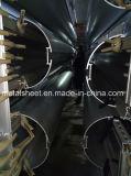 Usinage en aluminium de profil d'extrusion d'OEM