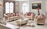 Insieme classico del sofà del salone