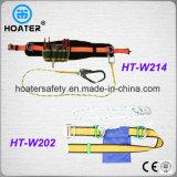 Sacoche à outils chauds Ceinture de sécurité Lineman avec crochets en cordon