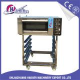 Cubierta profesional de las galletas/convección/equipo rotatorio del horno de la hornada de la galleta del horno