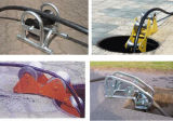 Nylon блок шкива колеса для веревочки провода кабеля