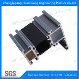 C Форма 16mm PA66 GF25 терморазрыва Bar для оконных профилей из алюминия