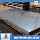 AISI ASTM 4 ' x8 (201/304/316/410/420) Edelstahl-Blatt mit Ende 2b