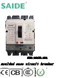 Interruttore 100A MCCB di caso modellato Sdm6-100