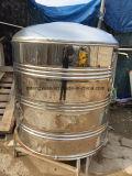 De commerciële Tank van het Water van het Behoud van de Hitte van het Roestvrij staal