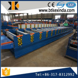 Blad die Van uitstekende kwaliteit van het Dakwerk van het Metaal van de Tegel van Kxd het 830 Verglaasde Machine maken